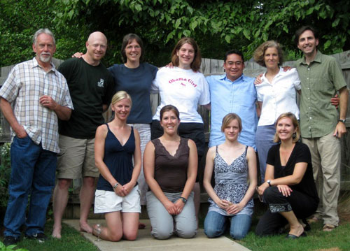 Steering Committee founding members